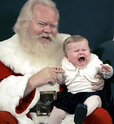APTOPIX Poll Santa Believers