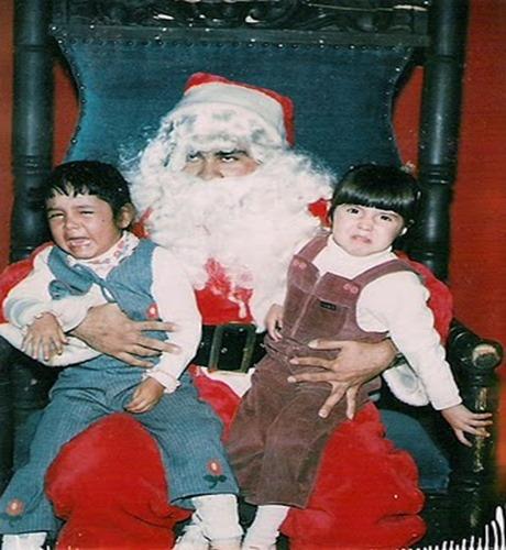 Santa-Mean
