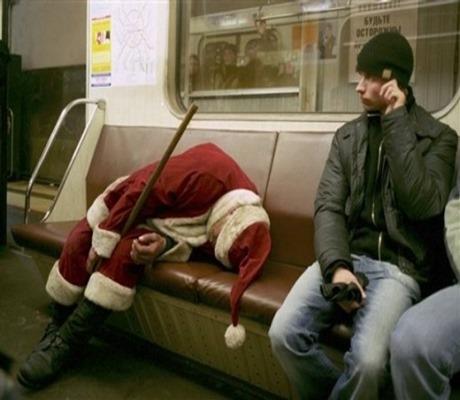 subway santa