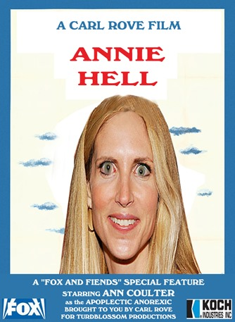 ann coulter by hip is everything