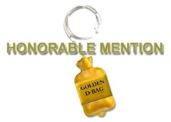 d-bag honorable mention by hip is everything