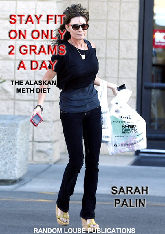 the palin meth diet by hip is everything