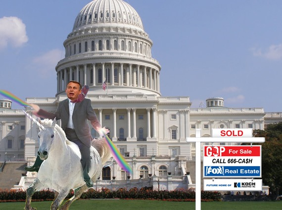 boehner riding unicorn by hip is everything