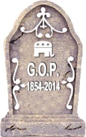 death of the gop by hip is everything