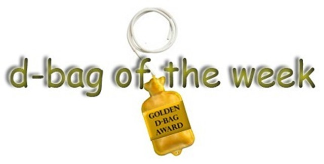 d-bag of the week by hip is everything