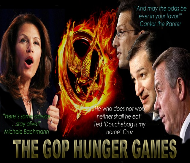 gop hunger games by hip is everything