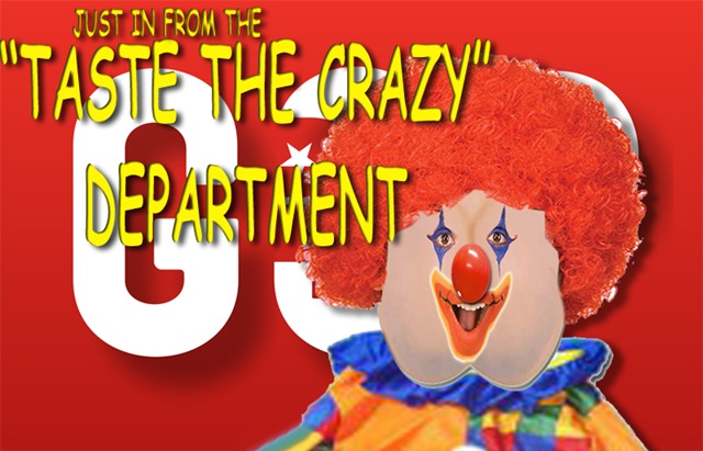 TASTE THE CRAZY DEPARTMENT by hip is everything