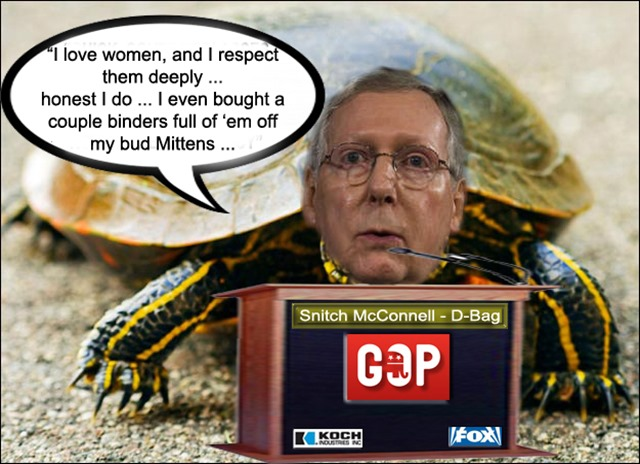 mitch mcconnell 3 by hip is everythingl