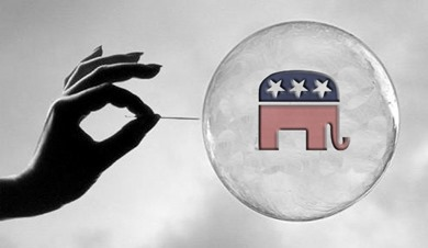 pop the gop bubble by hip is everything