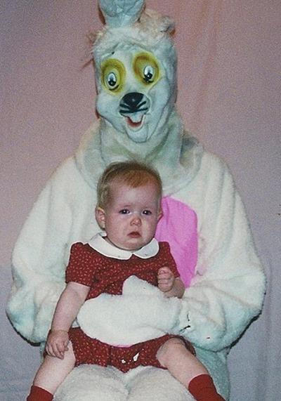 road kill bunny