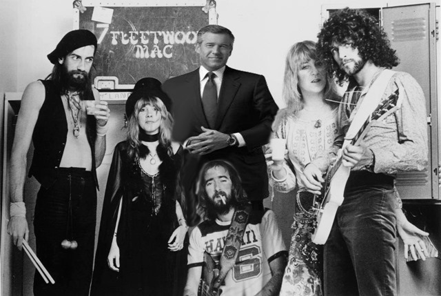 brian williams fleetwood mac by hip is everything