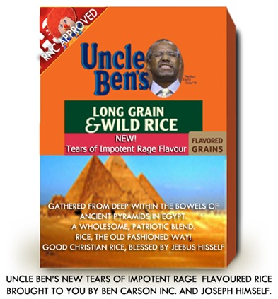 uncle ben carson by hip is everything