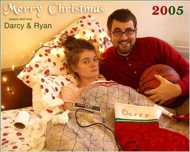 xmas cards – A LITTLE LEFT OF CENTER