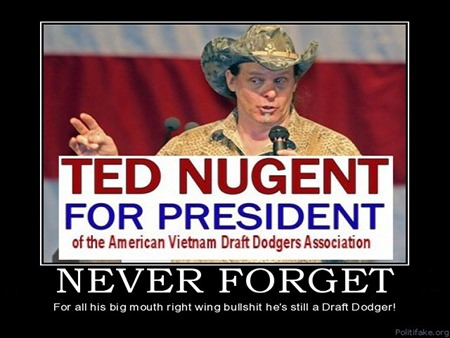 nugent all mouth no balls