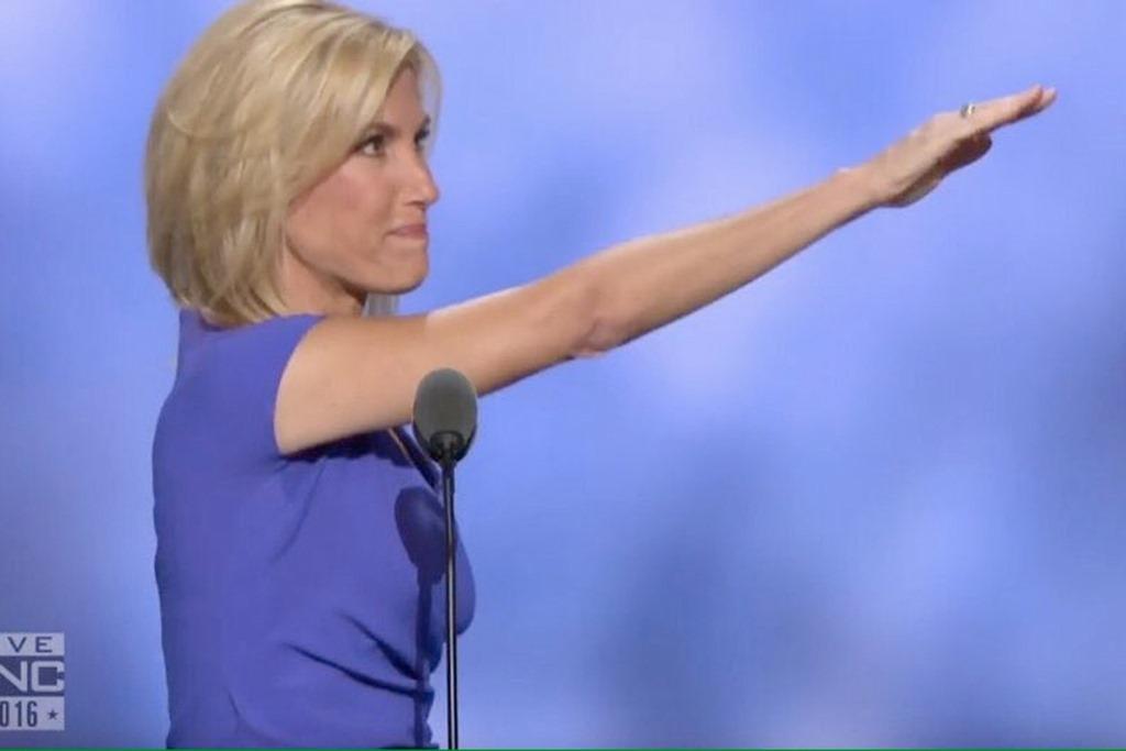 Laura-Ingraham-nazi-salute