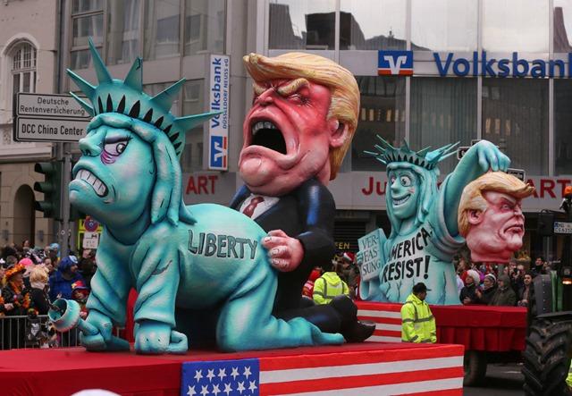 german karneval parades 1