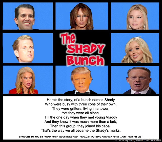 the shady bunch by hip is everything