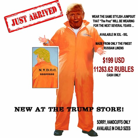 new at the trump store jumpsuit by hip is everything