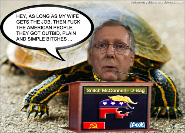 mitch mcconnell 2016 by hip is everythingl