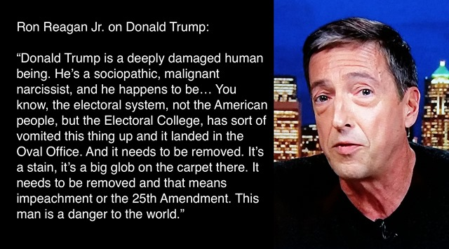 ron reagan jr
