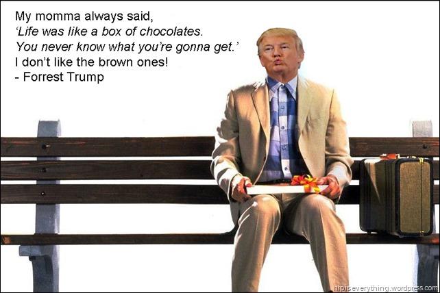 forrest trump