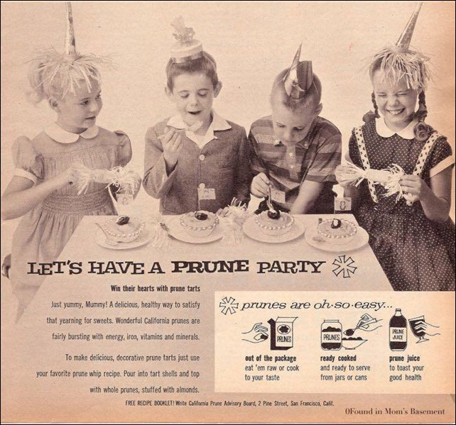 prune party