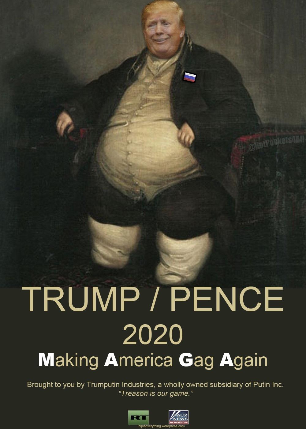 trump pence 2020 MAGAt
