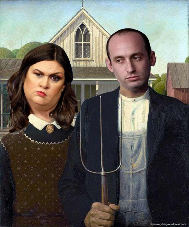 american gothic horror story by hip