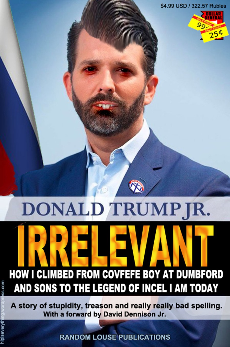 irrelevant - the Don Jr Story