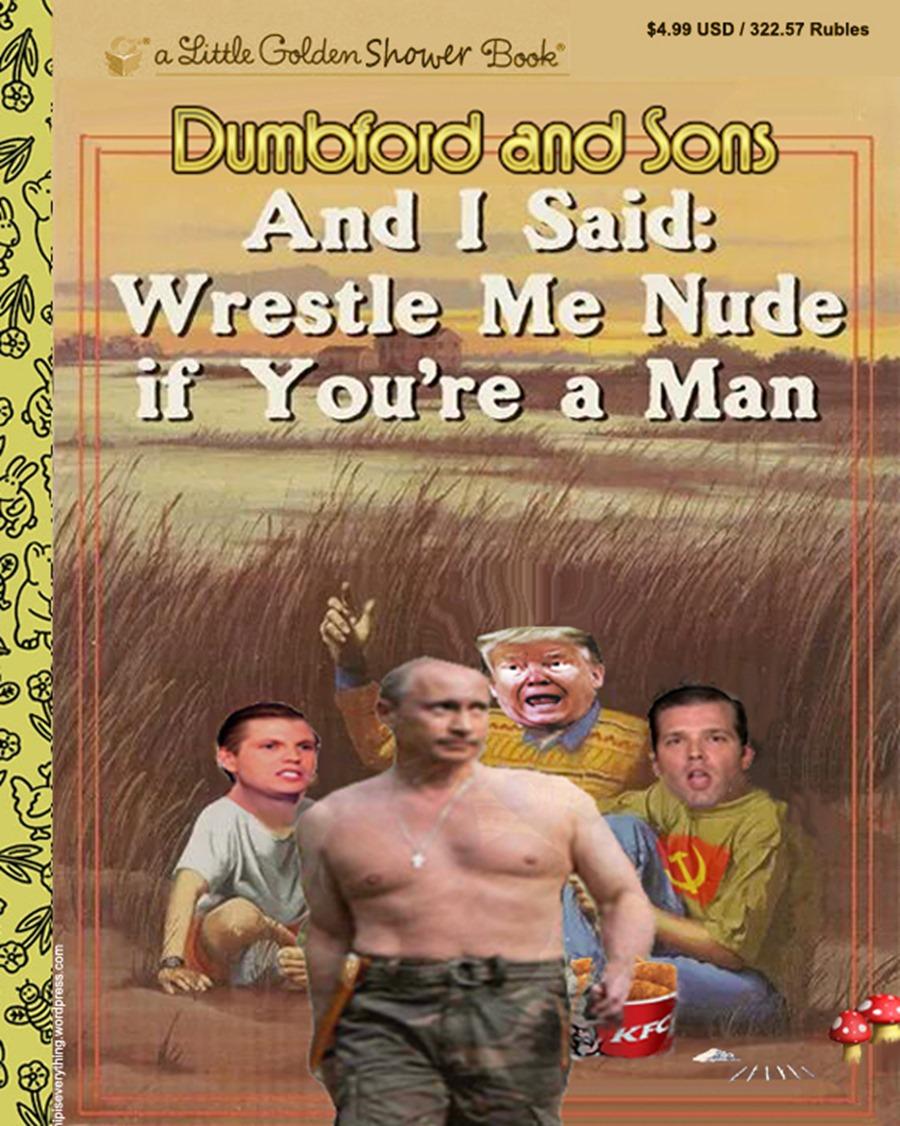 wrestle me nude