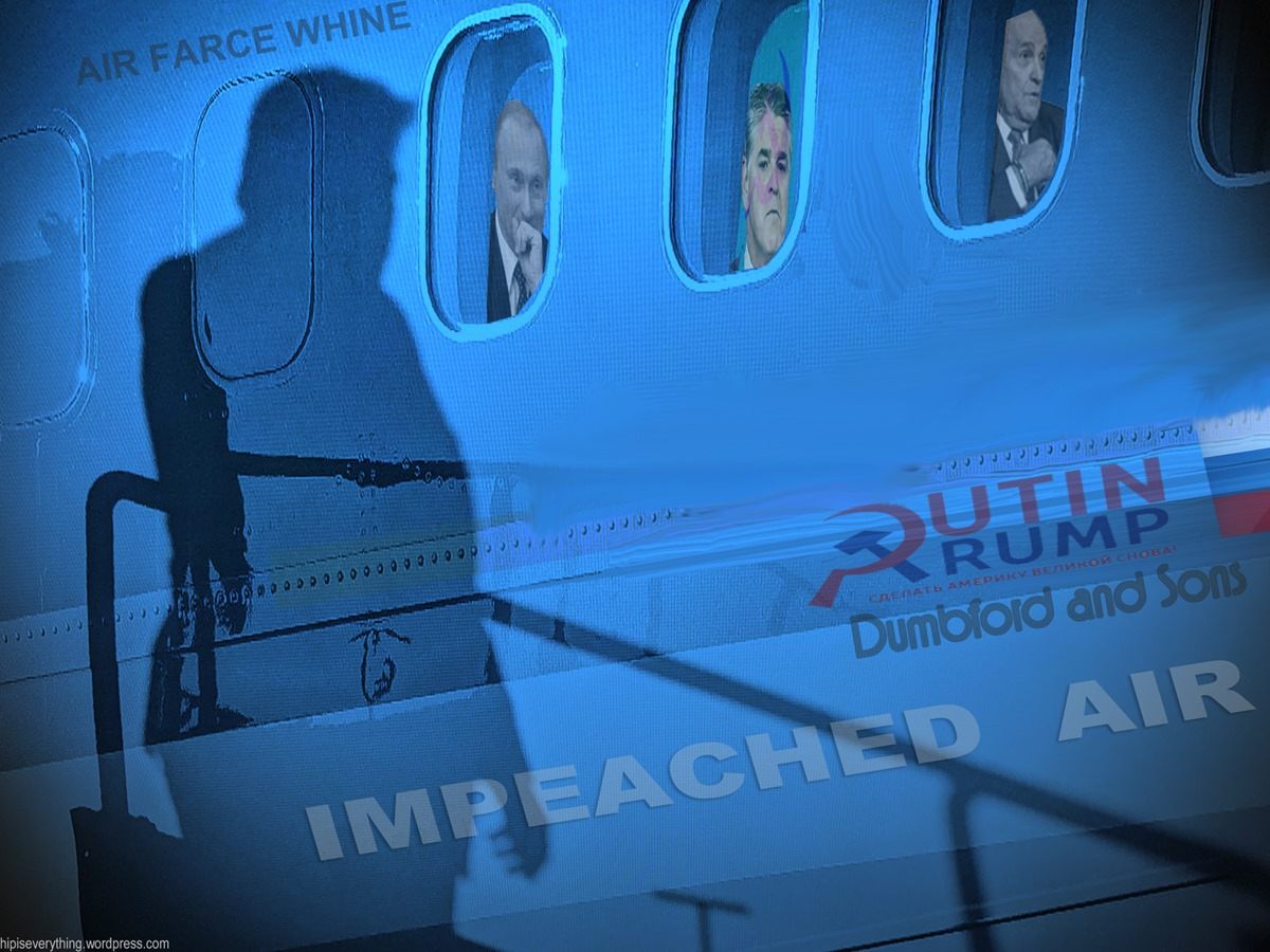 IMPEACHED AIR by bert