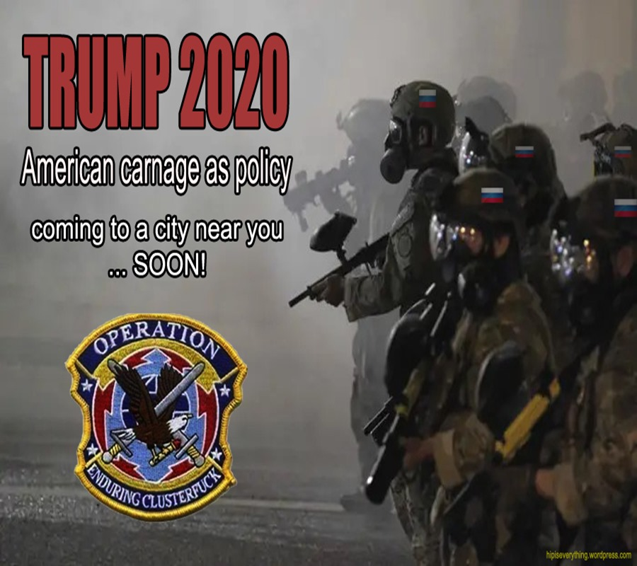 american carnage what have u got to lose 2020
