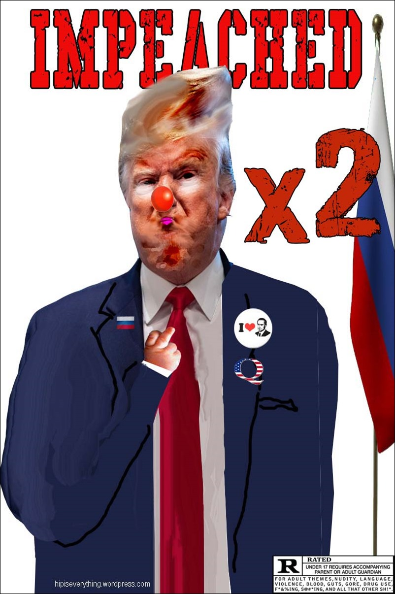 Impeached x 2