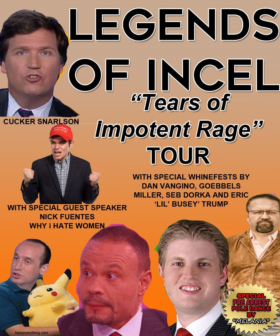 legends of incel tour