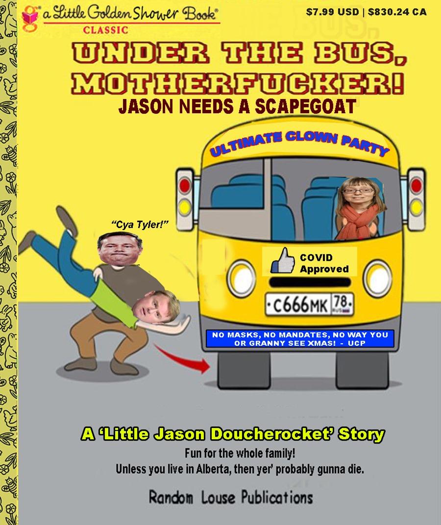 under the bus motherfucker